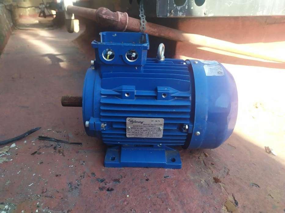 Motor Trifásico 5.5hp