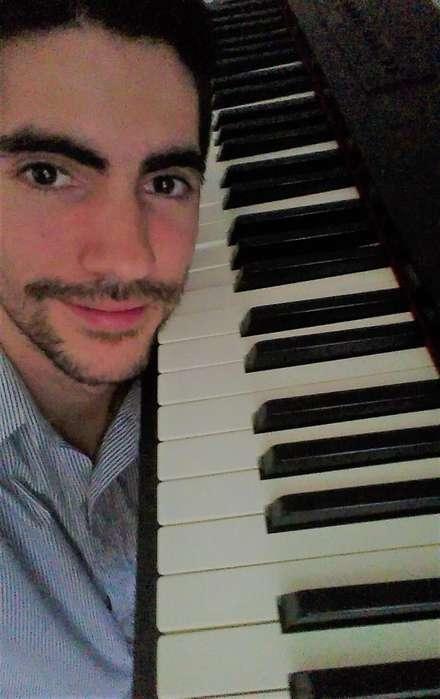Clases de piano, Prof. Germán Froidevaux, Rosario Zona Centro