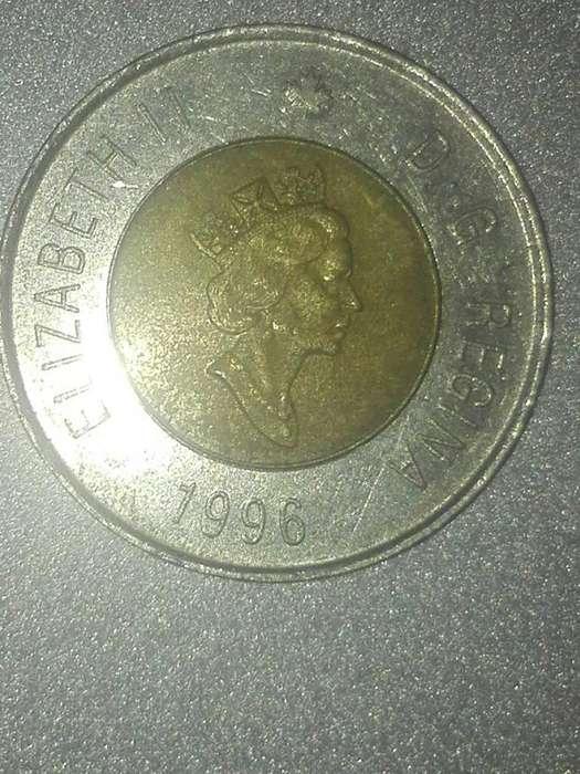 Moneda. D Canada