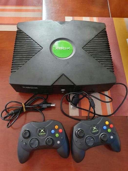 Se Vende Xbox Clasico