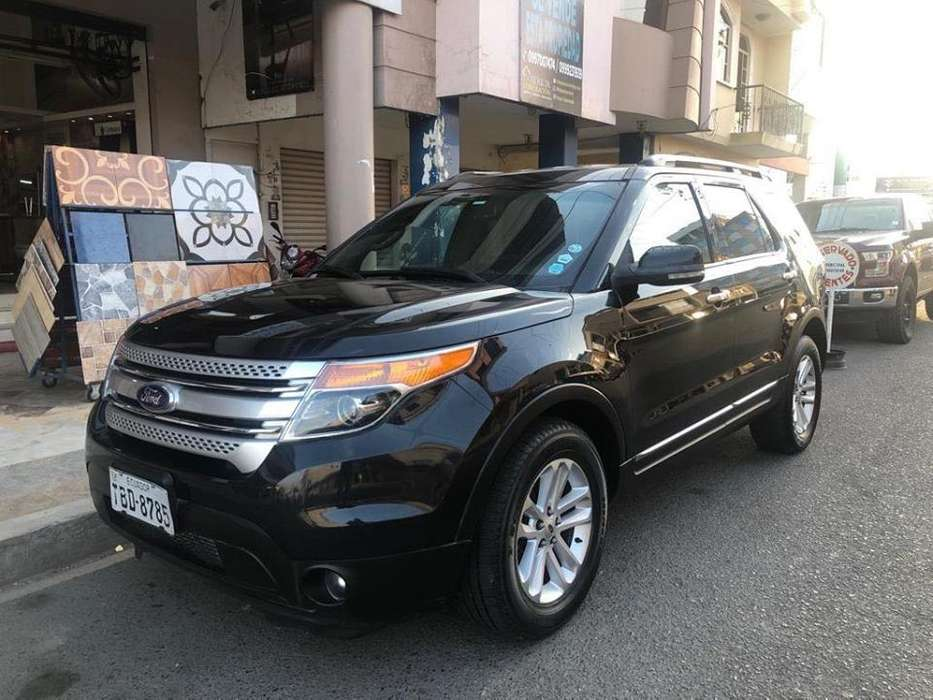 <strong>ford</strong> Explorer 2014 - 86000 km