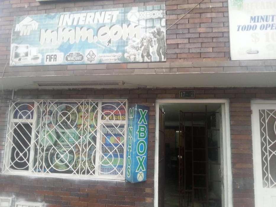 Vendo ó Permuto Cafe/ Internet / Arcade.