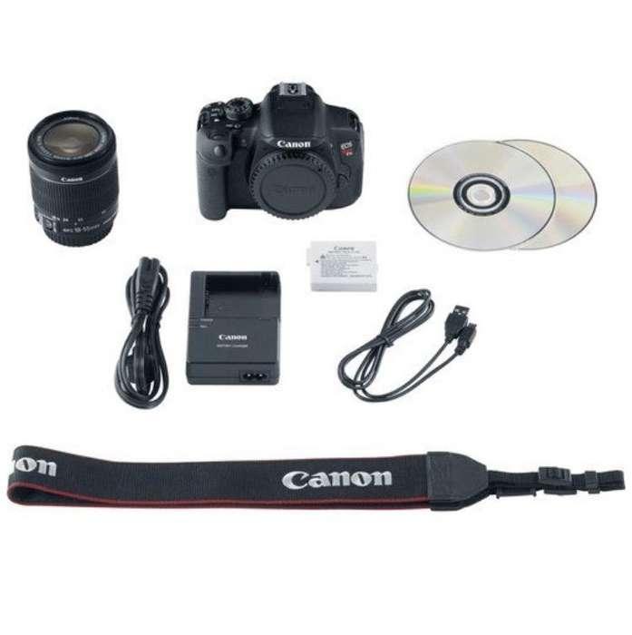 Canon T5I profesional