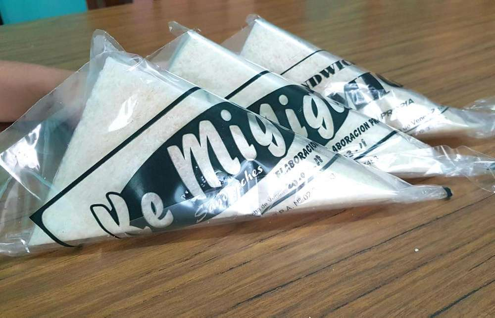 Sandwichs de Miga y de Pebetes para tu negocio!!