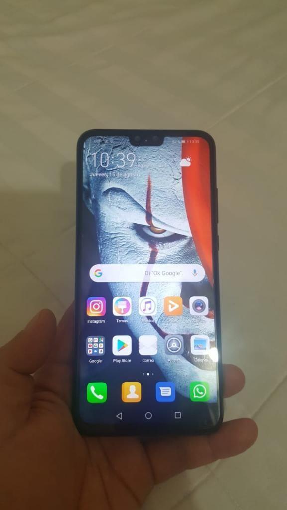 Huawei Y9 2019 O Cambio X Samsung A30p20