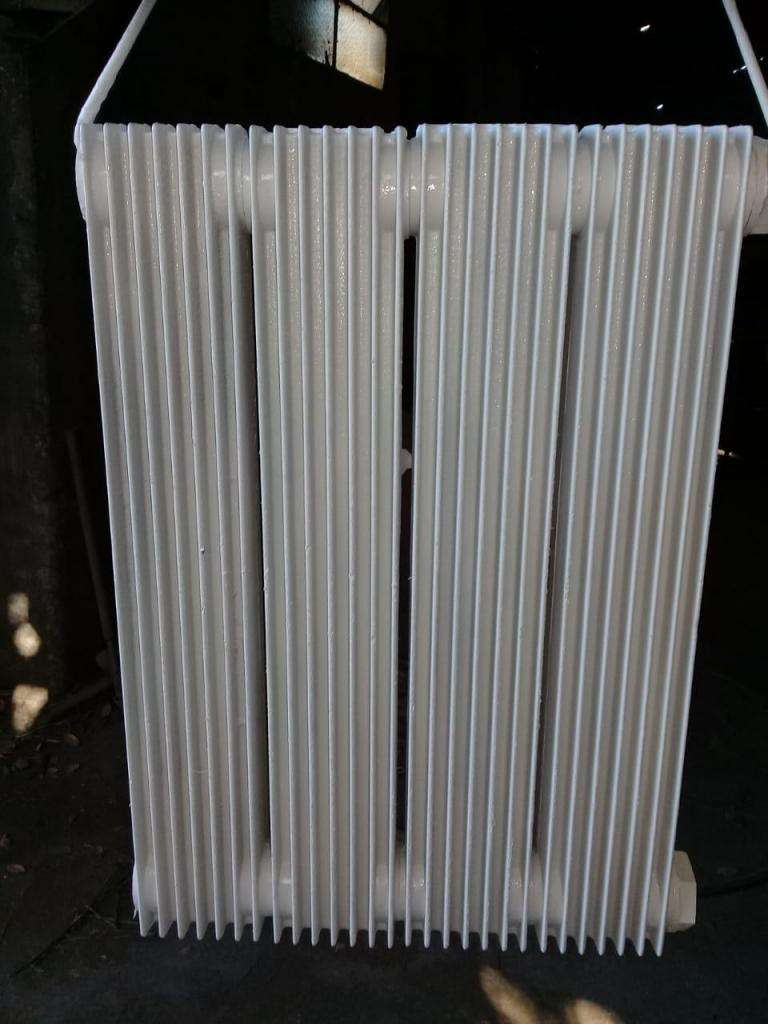 Radiadores De Fundicion Para Calefacción Central