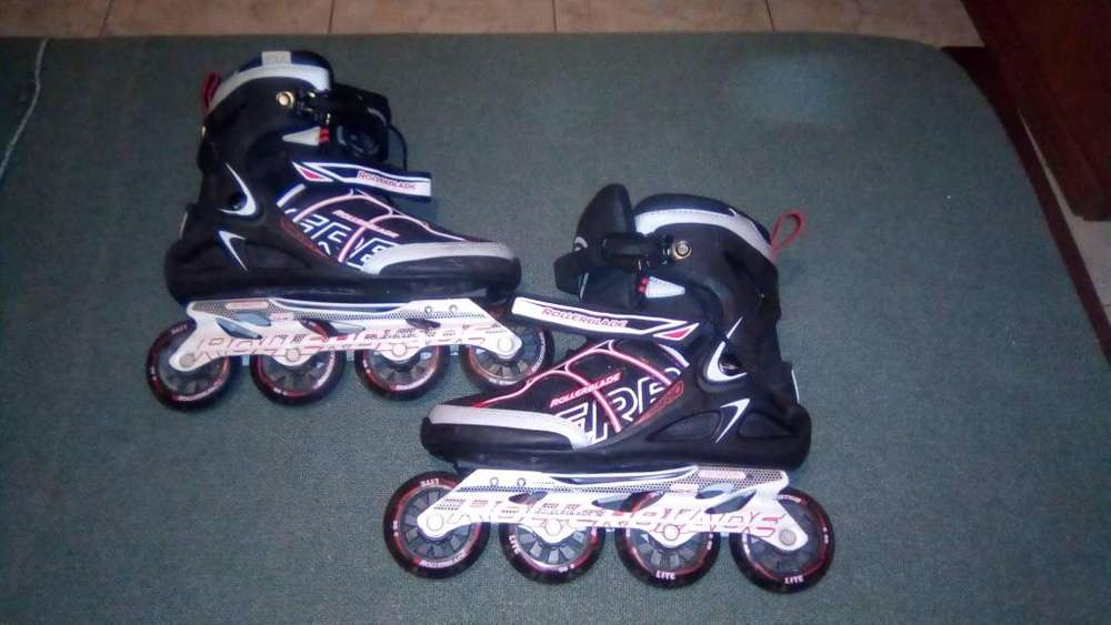 Par de patines Marca rollerblade