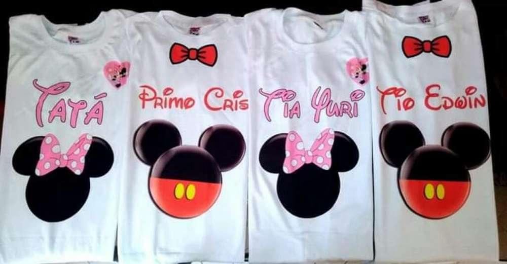 Camisetas Personalizadas para Cumpleaños