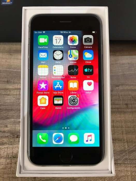 iPhone 6 32 GB Space Gray, Perfecto y económico