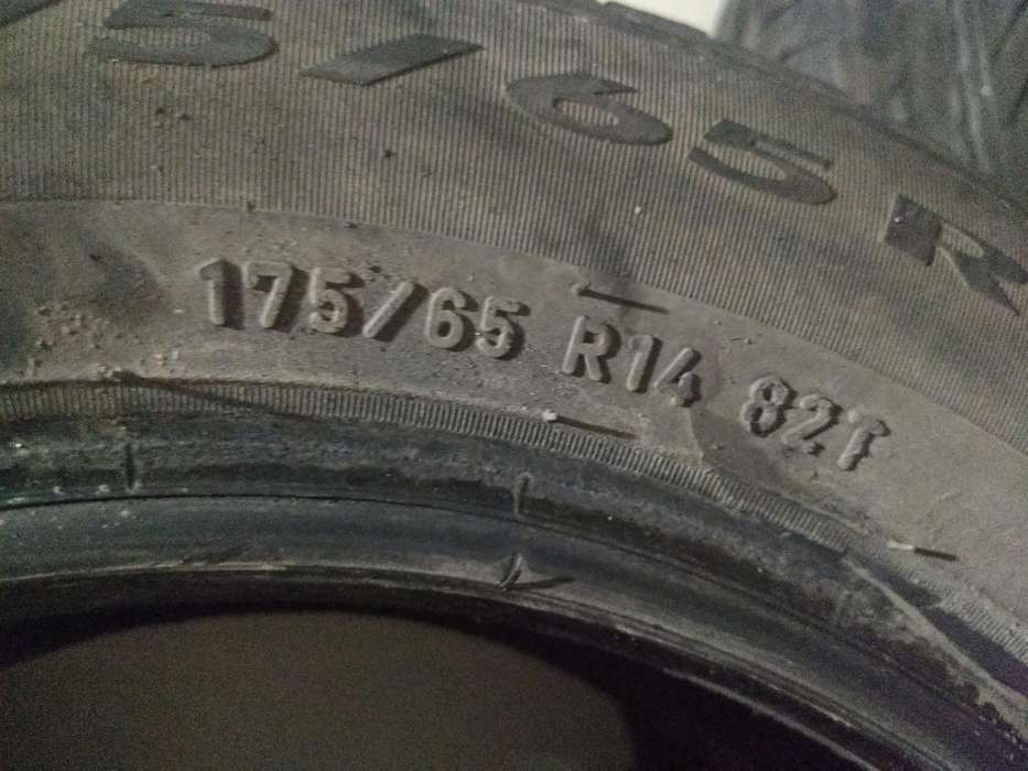 Neumáticos Autos R14 Usadas Buen Estado
