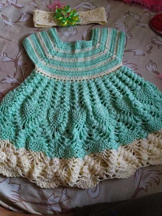 Vestido para Bebé de 3 a 6 Meses