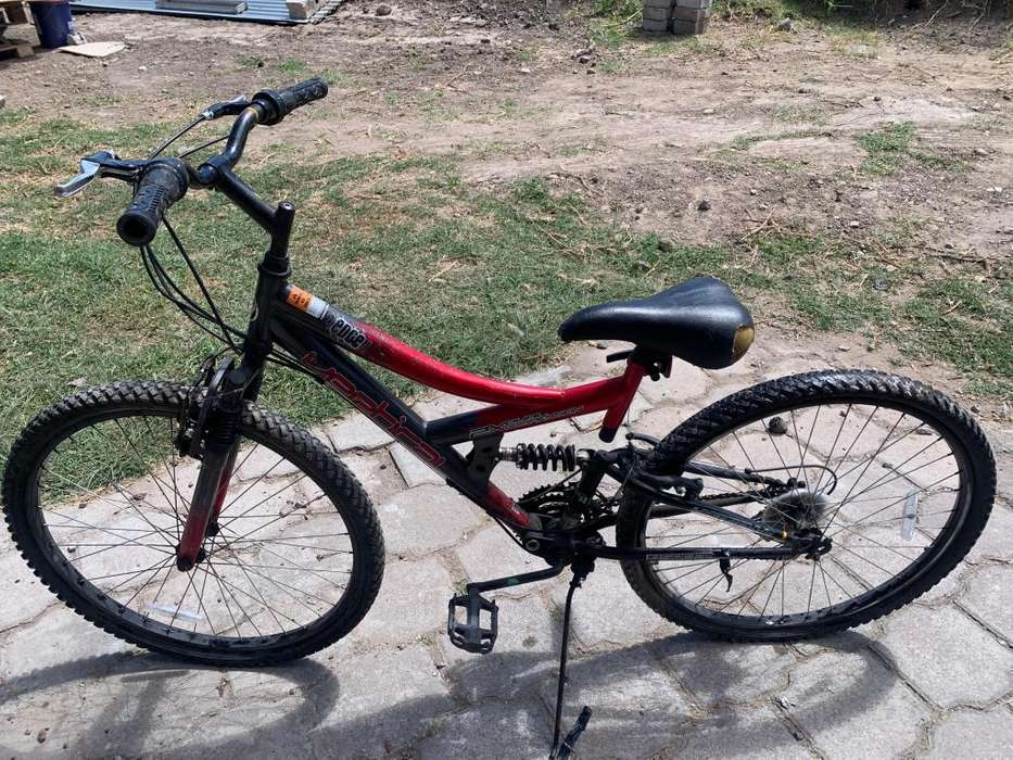 Bicicleta Deportiva con marchas