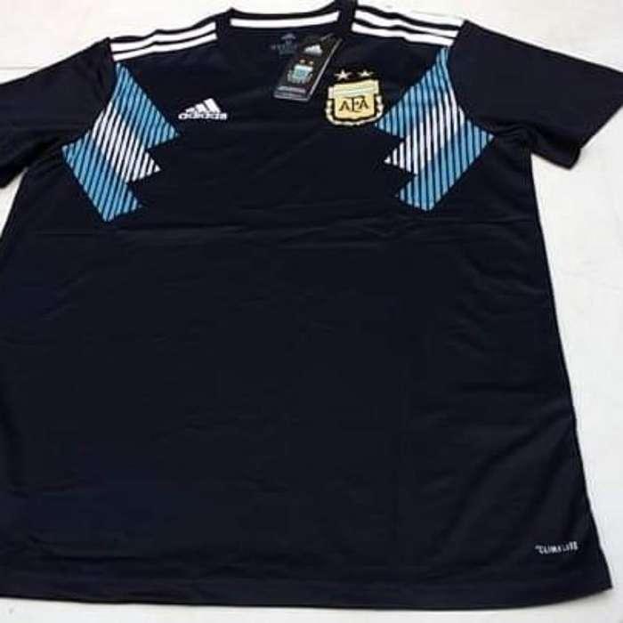 Camiseta Selección Argentina Suplente