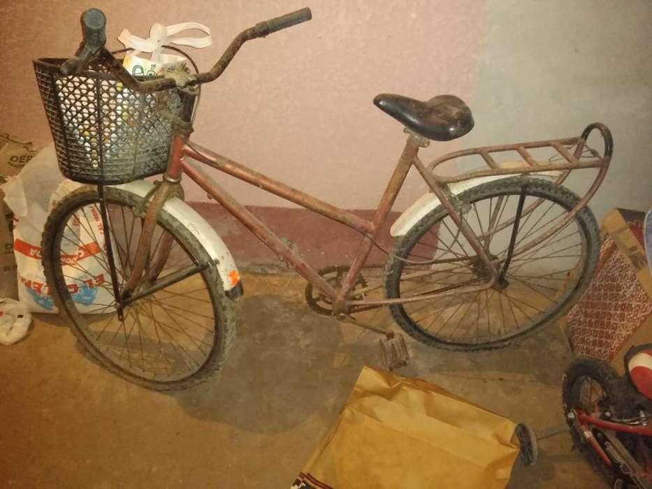 Bicicleta X Falta de Uso Vendo