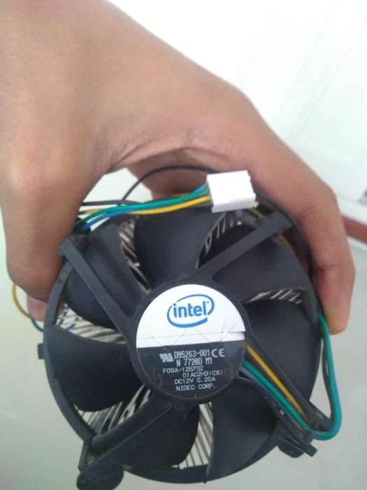 Disipador-ventilador Pc