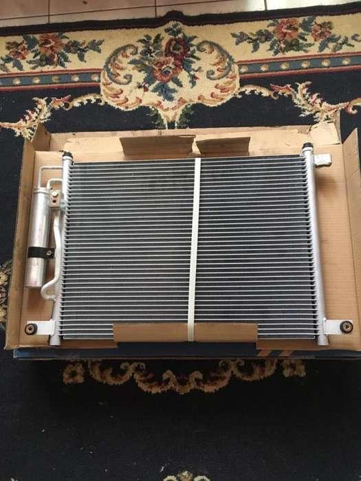 Radiador para aire acondicionado para AVEO ACTIVO, FAMILY, EMOTION 70 DOLARES