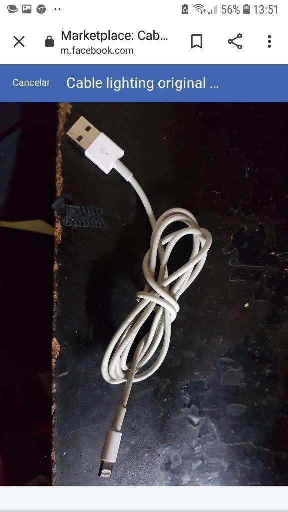 Cable Lighting Original iPhone