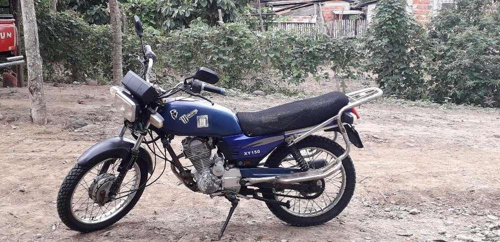 Traxx 125cc Año 2008