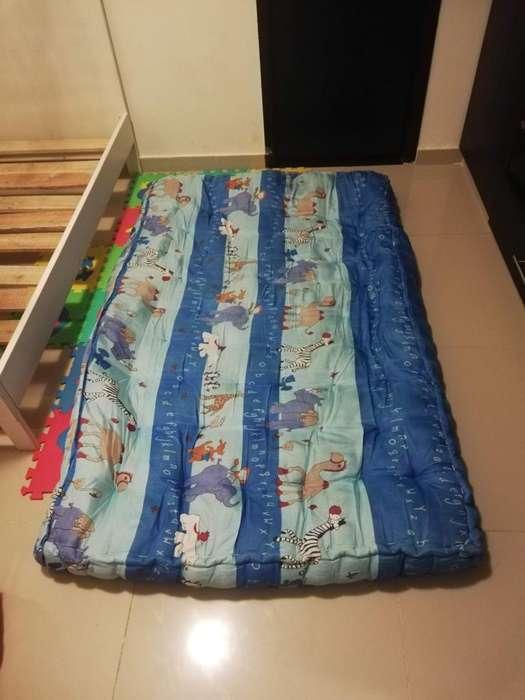 colchon para cama sencilla