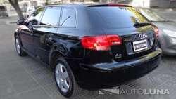 AUDI A3 SPORTBACK 1.6 2007 ENTREGA 220000 Y CTAS