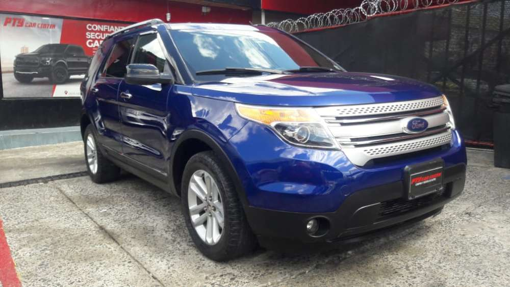 Ford Explorer 2013 - 121833 km