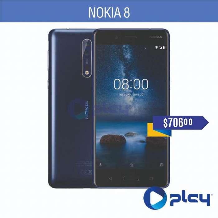 Celular Nokia 8