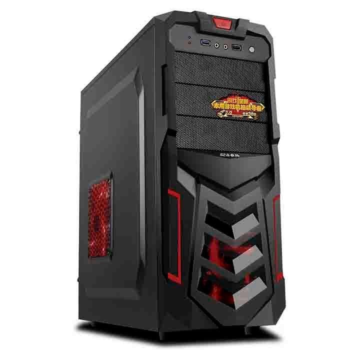 VENDO COMPUTADORA GAMER AMD-A8-9600-RADEON-R7/INGENERIA/JUEGOS