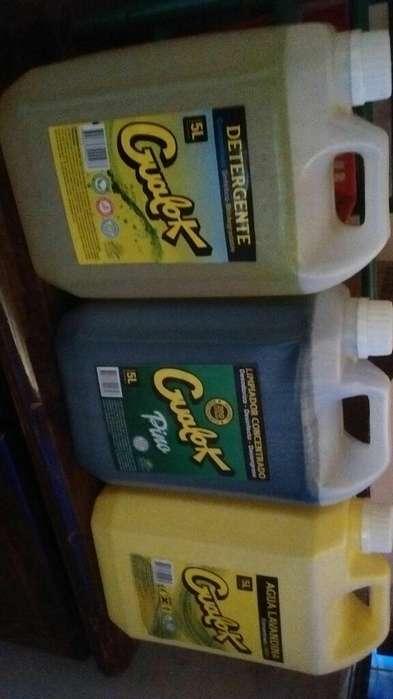 Productos de Limpieza para La Casa