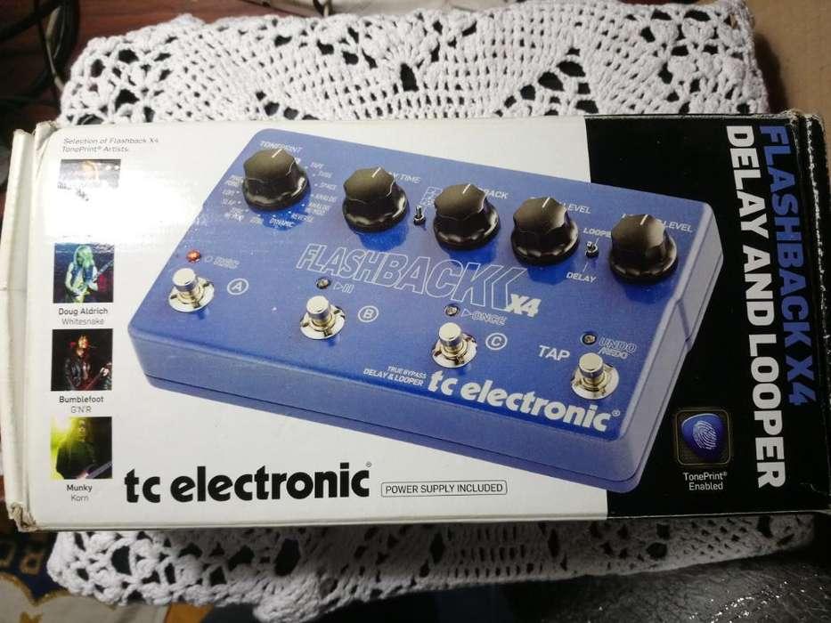 Vendo Tc Electronic Flashback X4