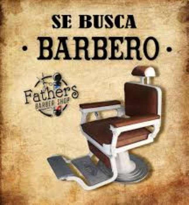 Se Busca Barbero con Experincia