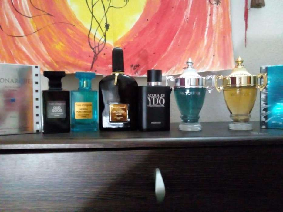Perfumes yves d orgeval