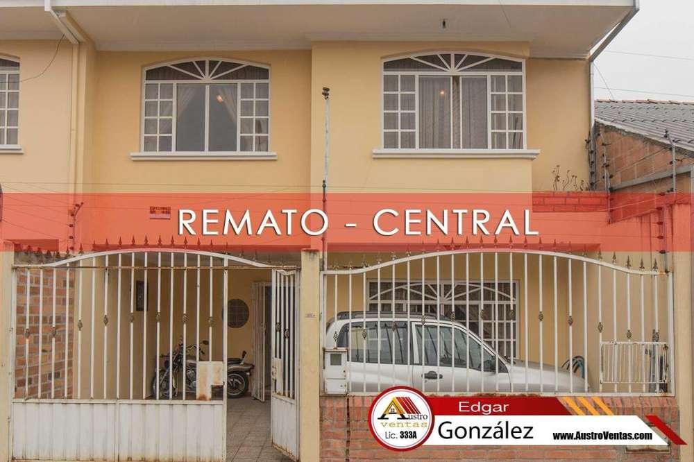 REMATO casa central de 4 dormitorios Cuenca Ecuador