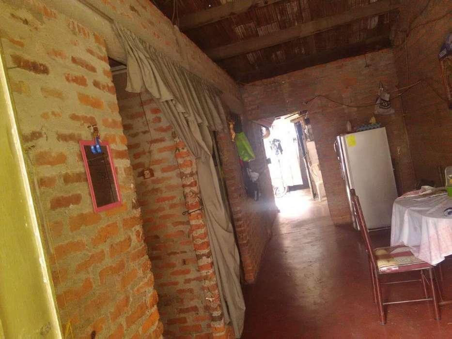 Se Vende Casa en El Barrio San Pedro