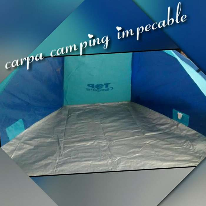 Carpa Playera Camping