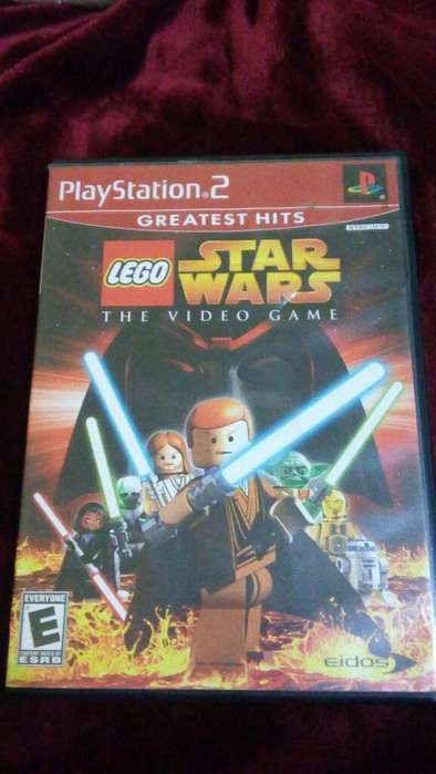 Lego Star Wars Play Station 2 Ps2