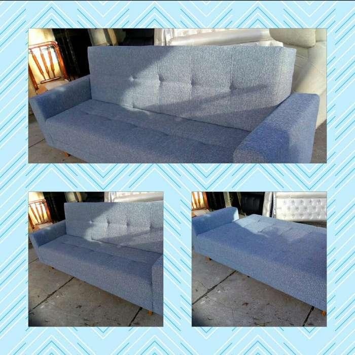 <strong>sofa</strong> Cama Clic Clac Brazos Fijos Nuevo