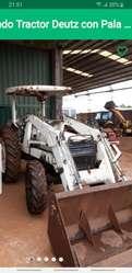 Vendo  Tractor Deutz con Pala Cargadora