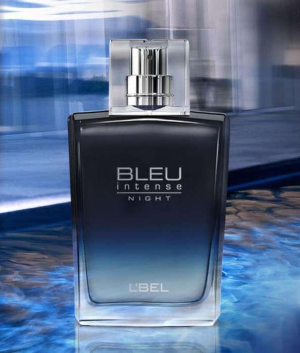 Perfume Hombre Bleu Intense Night Lbel