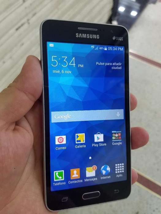 Samsung Grand Prime <strong>barato</strong>