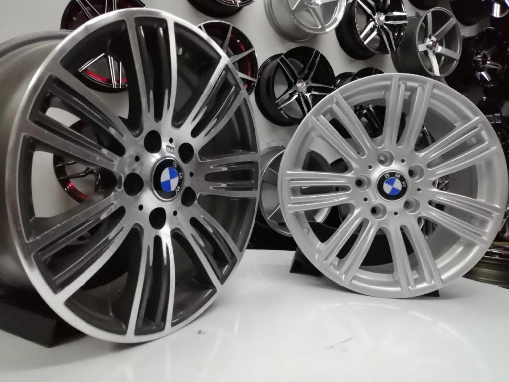 RINES , RIN  17 USADOS COMO NUEVOS  BMW  CASE 120 , RECIBIMOS LOS TUYOS