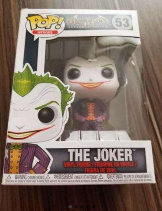 Funko Pop! Heroes The Joker