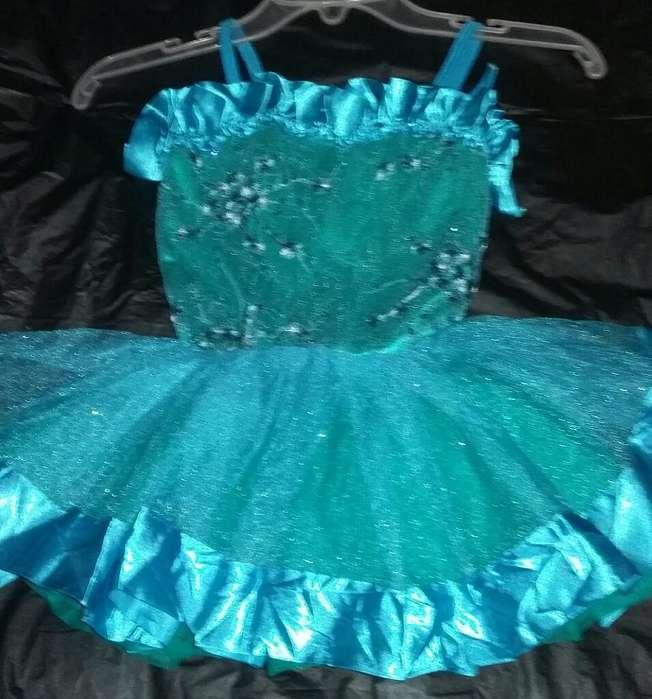 Vendo Disfraz Bailarina Balet # 8