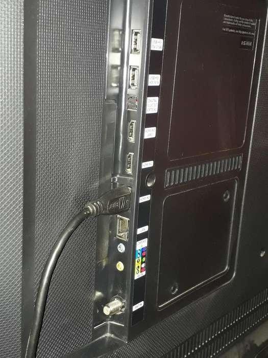 Smart Tv 4k de 40 Pulgadas