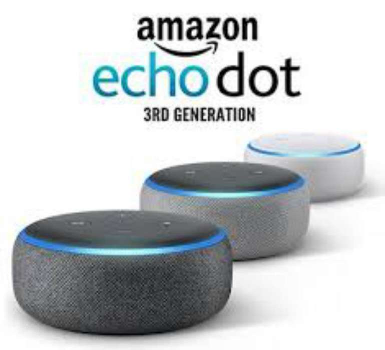 Amazon Echo Dot 3ra Generación