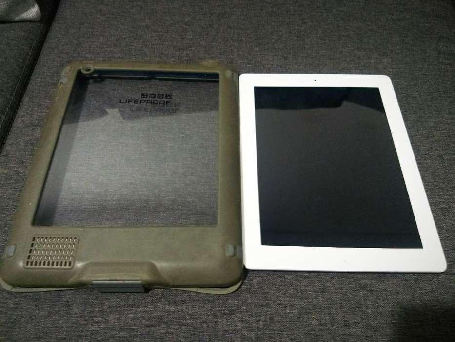 iPad 4ta Generación 16gb Life Proof