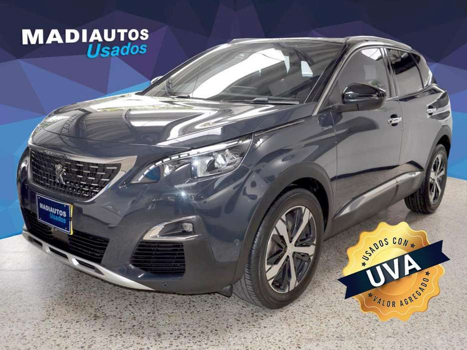 <strong>peugeot</strong> 3008 2018 - 11500 km
