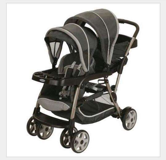 Coche Graco Ready2Grow
