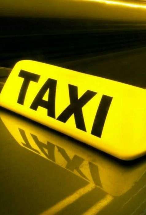Me Ofrezco Conductor Taxi Pago Diario