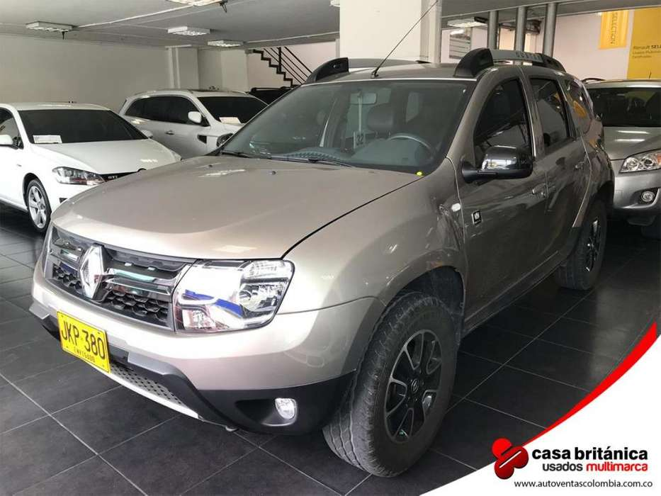 Renault Duster 2018 - 23397 km