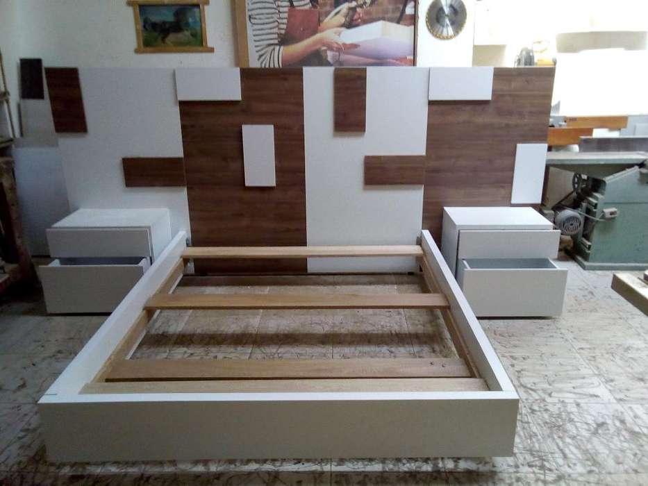 Promoción Dormitorios en Rh Y Madera